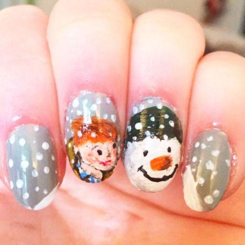 12-Christmas-Snowman-Nail-Art-Designs-Ideas-2018-Xmas-Nails-12