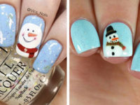 12-Christmas-Snowman-Nail-Art-Designs-Ideas-2018-Xmas-Nails-F