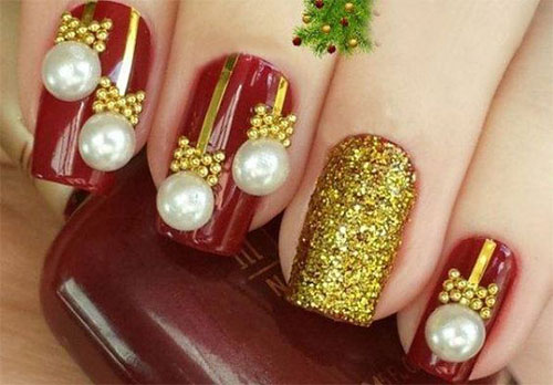 15-Christmas-3d-Nail-Art-Designs-Ideas-2018-Holiday-Nails-13
