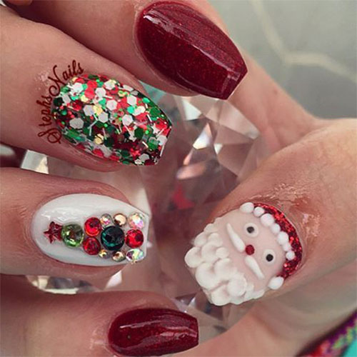 15-Christmas-3d-Nail-Art-Designs-Ideas-2018-Holiday-Nails-7