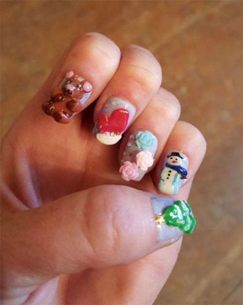 15-Christmas-3d-Nail-Art-Designs-Ideas-2018-Holiday-Nails-9