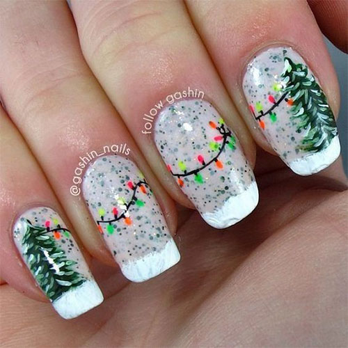 15-Christmas-Lights-Nail-Art-Designs-Ideas-2018-Xmas-Nails-6