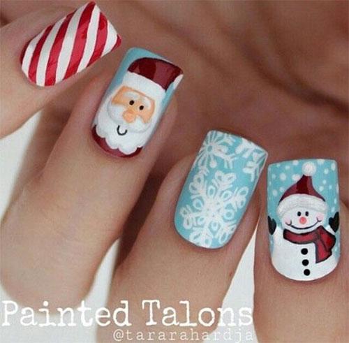 15-Christmas-Santa-Nail-Art-Designs-Ideas-2018-Xmas-Nails-14