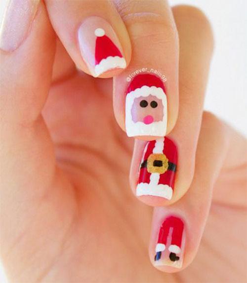 15-Christmas-Santa-Nail-Art-Designs-Ideas-2018-Xmas-Nails-15