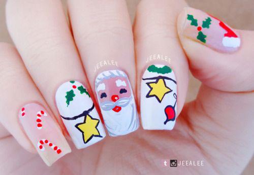 15-Christmas-Santa-Nail-Art-Designs-Ideas-2018-Xmas-Nails-2