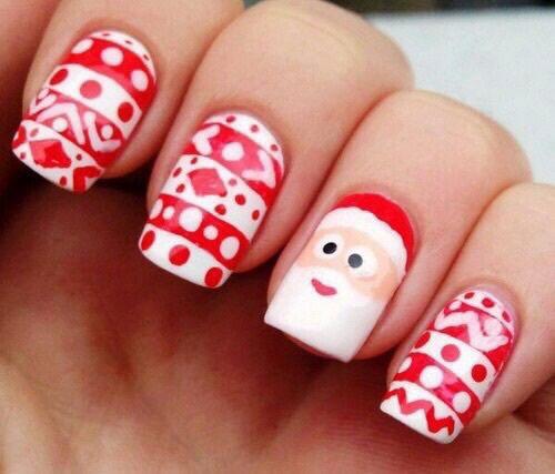15-Christmas-Santa-Nail-Art-Designs-Ideas-2018-Xmas-Nails-3