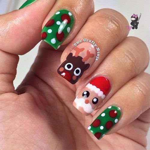 15-Christmas-Santa-Nail-Art-Designs-Ideas-2018-Xmas-Nails-4