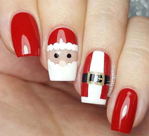 15-Christmas-Santa-Nail-Art-Designs-Ideas-2018-Xmas-Nails-5
