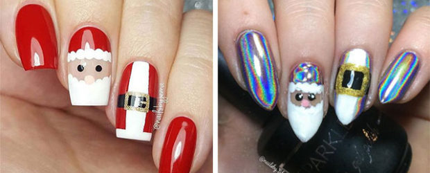 15-Christmas-Santa-Nail-Art-Designs-Ideas-2018-Xmas-Nails-F