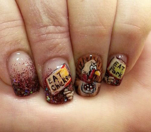 15-Turkey-Nail-Art-Designs-Ideas-2018-Thanksgiving-Nails-1