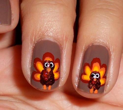 15-Turkey-Nail-Art-Designs-Ideas-2018-Thanksgiving-Nails-11
