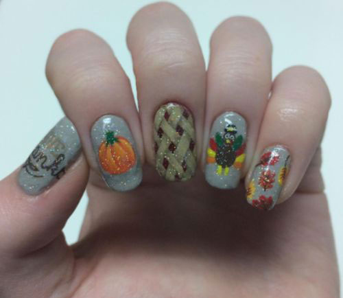 15-Turkey-Nail-Art-Designs-Ideas-2018-Thanksgiving-Nails-13