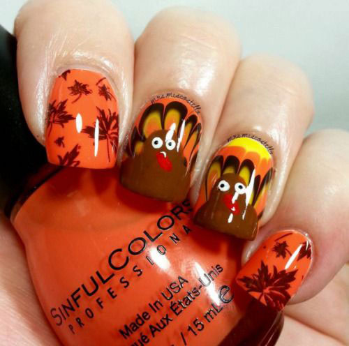 15-Turkey-Nail-Art-Designs-Ideas-2018-Thanksgiving-Nails-2