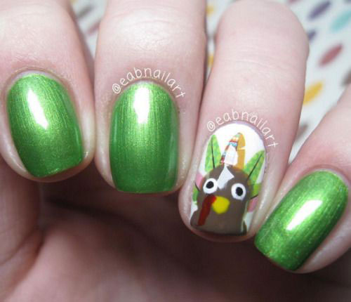 15-Turkey-Nail-Art-Designs-Ideas-2018-Thanksgiving-Nails-4