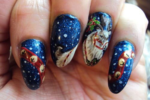 18-Christmas-Reindeer-Nail-Art-Designs-Ideas-2018-Xmas-Nails-14