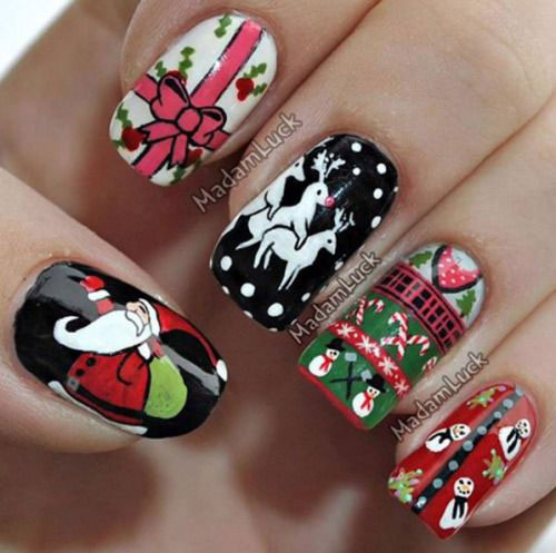 18-Christmas-Reindeer-Nail-Art-Designs-Ideas-2018-Xmas-Nails-3