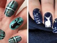 18-Christmas-Reindeer-Nail-Art-Designs-Ideas-2018-Xmas-Nails-F