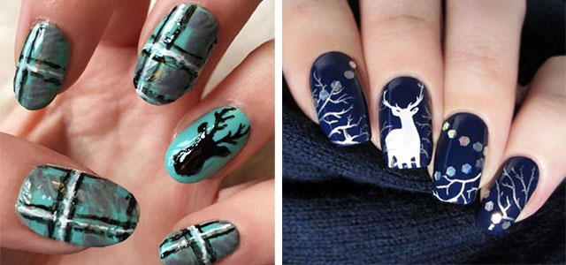 18-Christmas-Reindeer-Nail-Art-Designs-Ideas-2018-Xmas-Nails-F