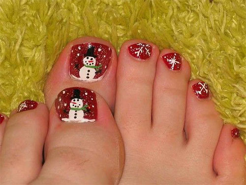 20-Christmas-Toe-Nail-Art-Designs-Ideas-Stickers-2018-Xmas-Nails-13