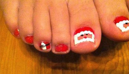 20-Christmas-Toe-Nail-Art-Designs-Ideas-Stickers-2018-Xmas-Nails-9