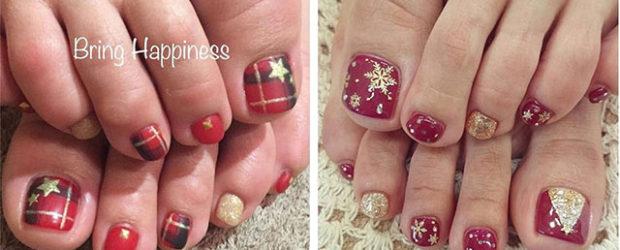20-Christmas-Toe-Nail-Art-Designs-Ideas-Stickers-2018-Xmas-Nails-F