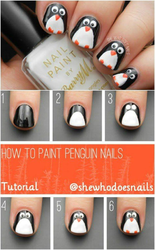 20-Easy-Simple-Christmas-Nail-Art-Tutorials-For-Beginners-Learners-2018-1