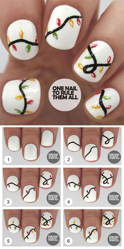 20-Easy-Simple-Christmas-Nail-Art-Tutorials-For-Beginners-Learners-2018-5