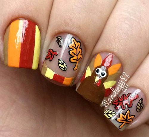 20-Happy-Thanksgiving-Nails-Art-Designs-Ideas-2018-10