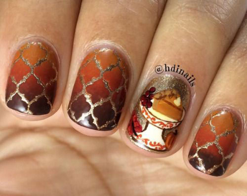 20-Happy-Thanksgiving-Nails-Art-Designs-Ideas-2018-13