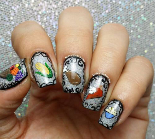20-Happy-Thanksgiving-Nails-Art-Designs-Ideas-2018-14