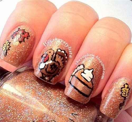 20-Happy-Thanksgiving-Nails-Art-Designs-Ideas-2018-16
