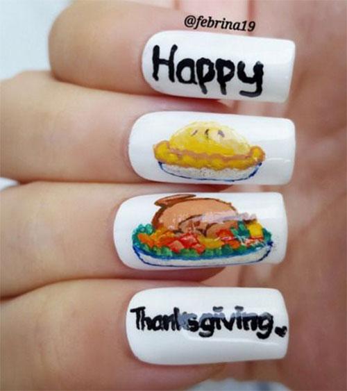 20-Happy-Thanksgiving-Nails-Art-Designs-Ideas-2018-19