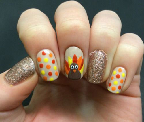 20-Happy-Thanksgiving-Nails-Art-Designs-Ideas-2018-4