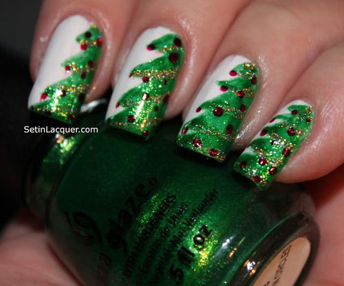 Christmas-Tree-Nail-Art-Designs-Ideas-2018-Xmas-Nails-12