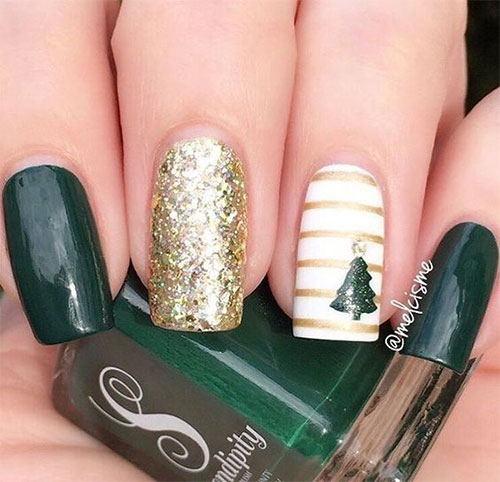Christmas-Tree-Nail-Art-Designs-Ideas-2018-Xmas-Nails-5