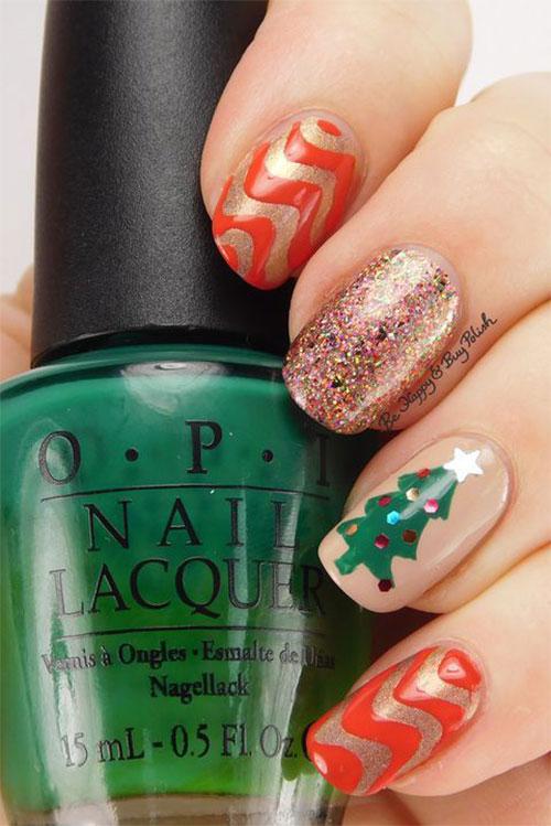 Christmas-Tree-Nail-Art-Designs-Ideas-2018-Xmas-Nails-7