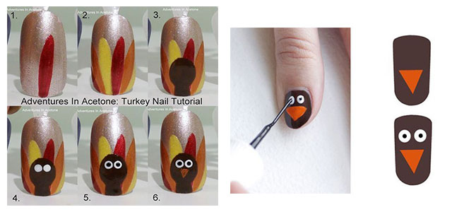 Easy-Simple-Thanksgiving-Nails-Tutorials-For-Beginners-2018-F