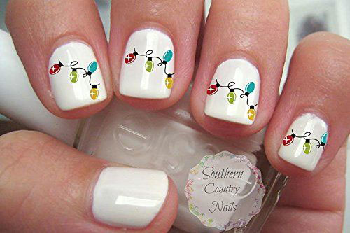 18-Cute-Christmas-Nail-Art-Stickers-Decals-2018-1