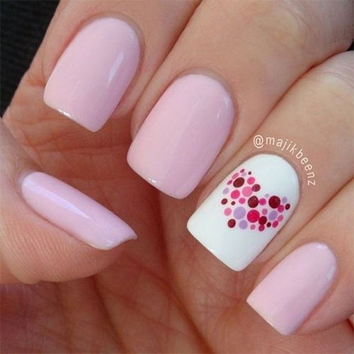 15-Easy-Valentine's-Day-Nail-Art-Designs-Ideas-2019-Vday-Nails-1