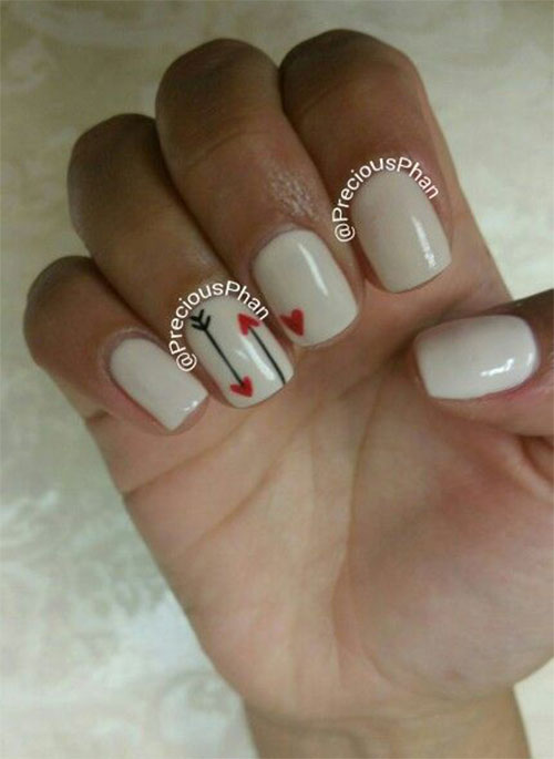15-Easy-Valentine's-Day-Nail-Art-Designs-Ideas-2019-Vday-Nails-13