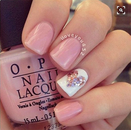 15-Easy-Valentine's-Day-Nail-Art-Designs-Ideas-2019-Vday-Nails-4