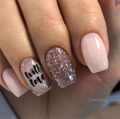 15-Easy-Valentine's-Day-Nail-Art-Designs-Ideas-2019-Vday-Nails-5