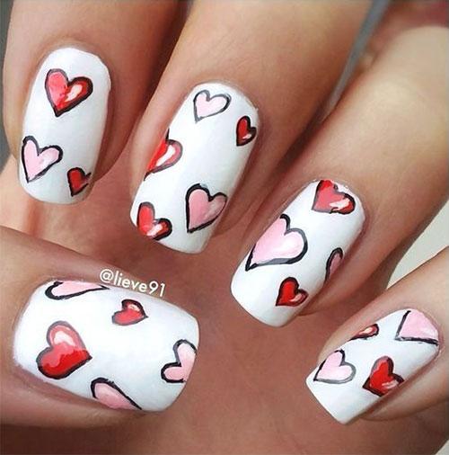 15-Valentine's-Day-Heart-Nail-Art-Designs-Ideas-2019-Vday-Nails-1