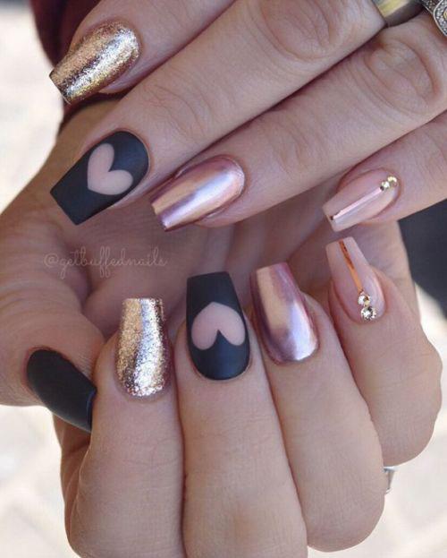 15-Valentine's-Day-Heart-Nail-Art-Designs-Ideas-2019-Vday-Nails-17