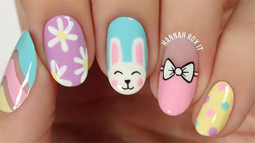 15-Easter-Color-Nail-Art-Designs-Ideas-2019-10