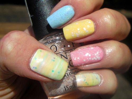 15-Easter-Color-Nail-Art-Designs-Ideas-2019-14