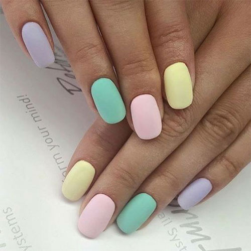 15-Easter-Color-Nail-Art-Designs-Ideas-2019-4