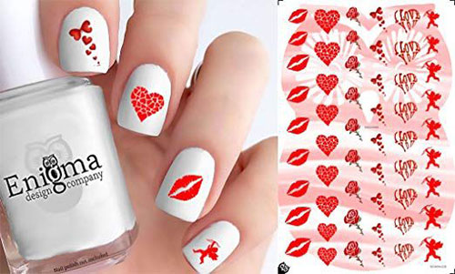 15-Step-By-Step-Valentines-Day-Nail-Art-Tutorials-For-Learners-2019-11
