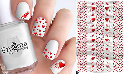 15-Step-By-Step-Valentines-Day-Nail-Art-Tutorials-For-Learners-2019-13