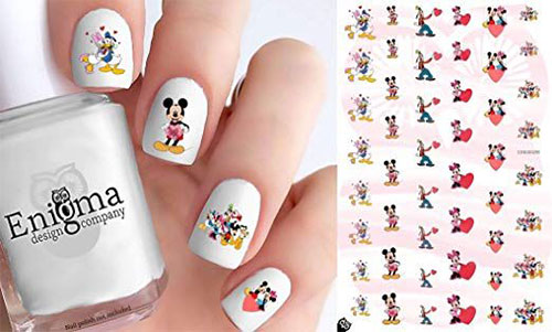 15-Step-By-Step-Valentines-Day-Nail-Art-Tutorials-For-Learners-2019-15